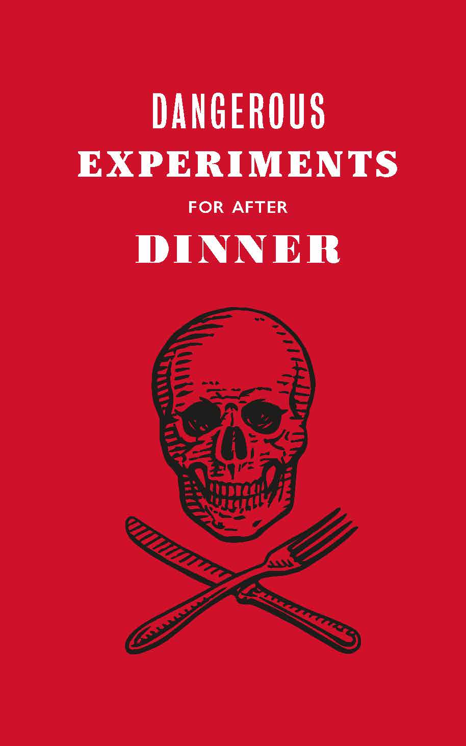 Dangerous Experiments for After Dinner - Product Thumbnail