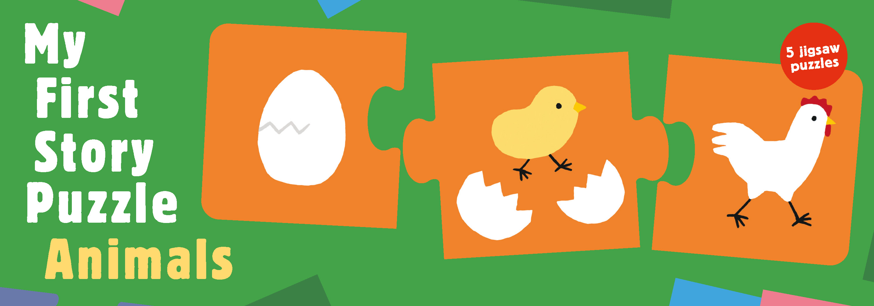 My First Story Puzzle: Animals - Product Thumbnail