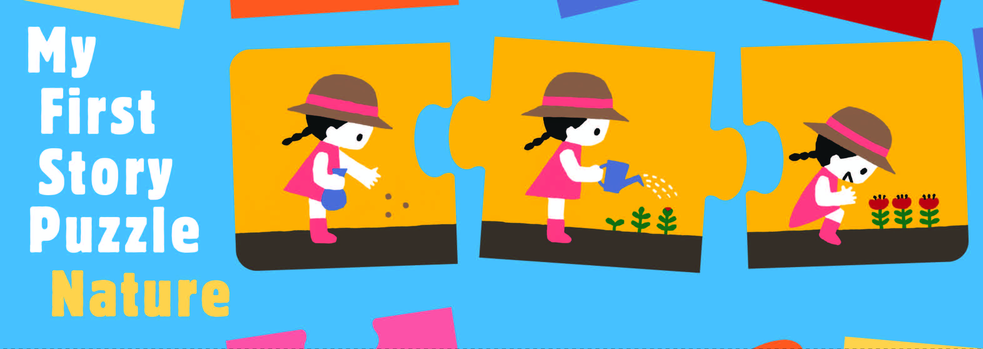 My First Story Puzzle: Nature - Product Thumbnail