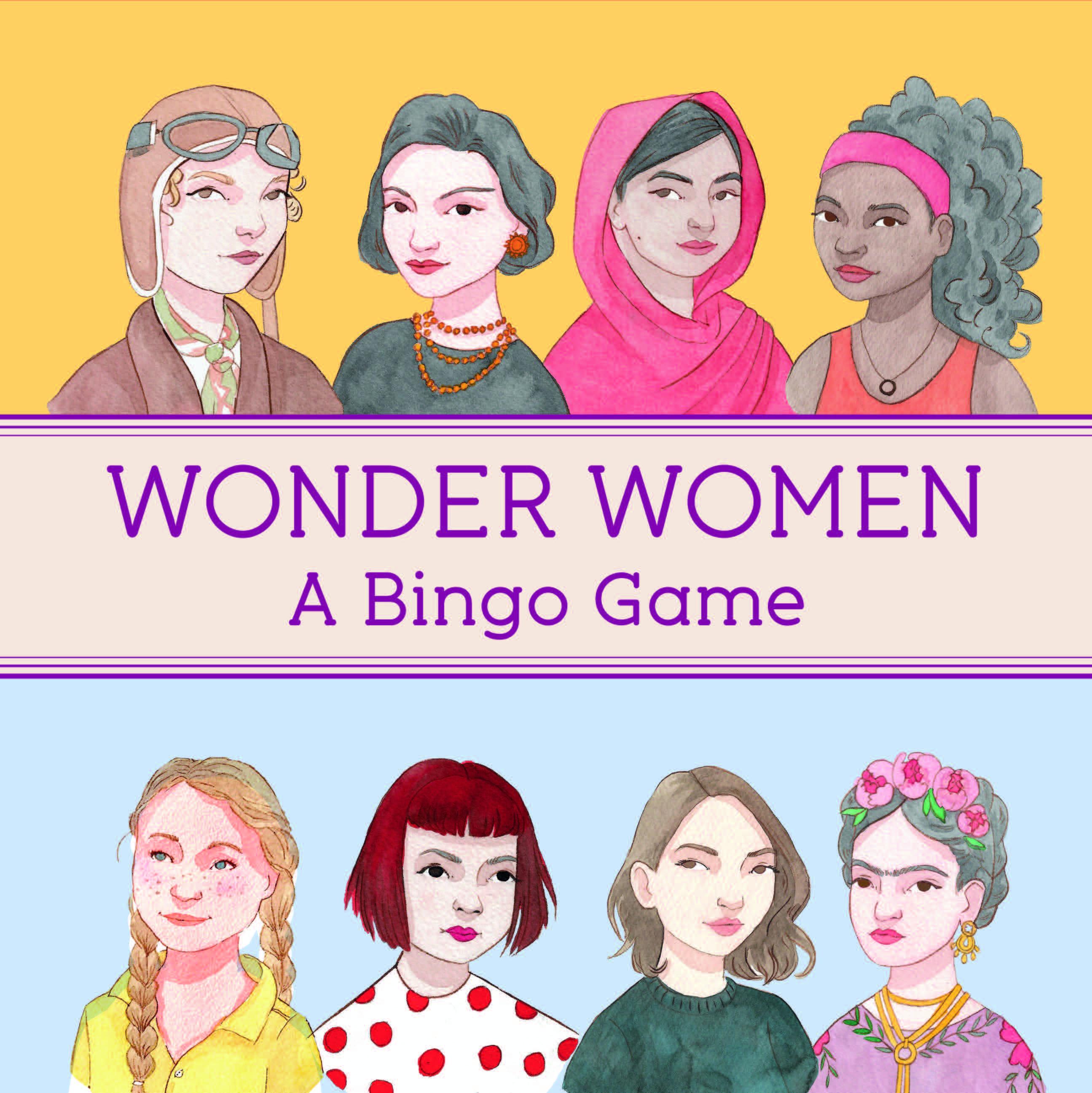 Wonder Women Bingo - Product Thumbnail