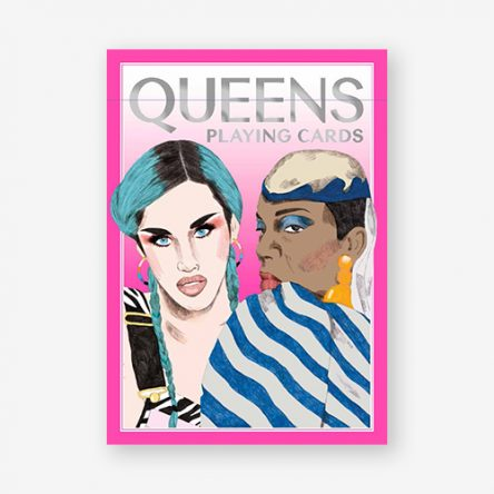 Queens (Drag Queens Playing Cards)
