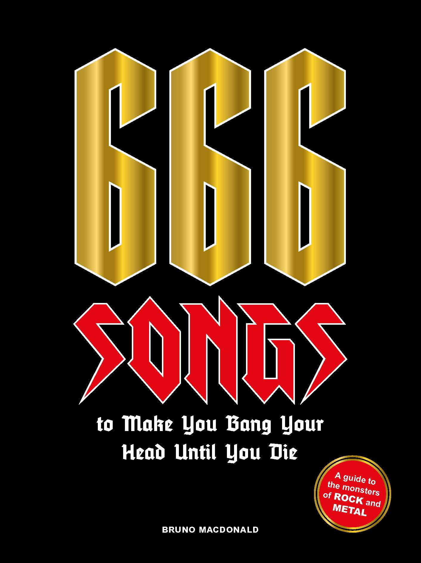 666 Songs to Make You Bang Your Head Until You Die - Product Thumbnail