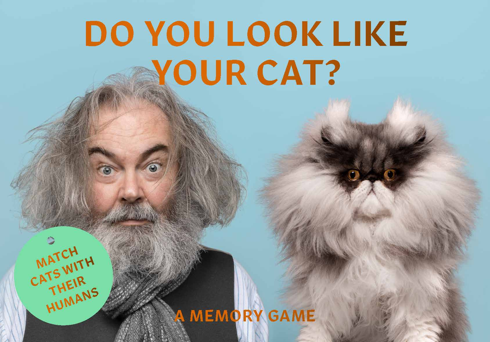 Do You Look Like Your Cat? - Product Thumbnail