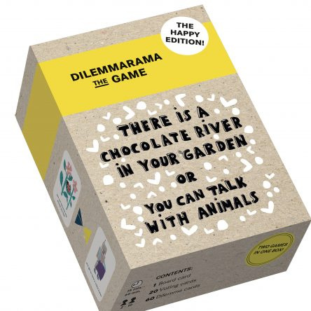Dilemmarama the Game: Happy edition