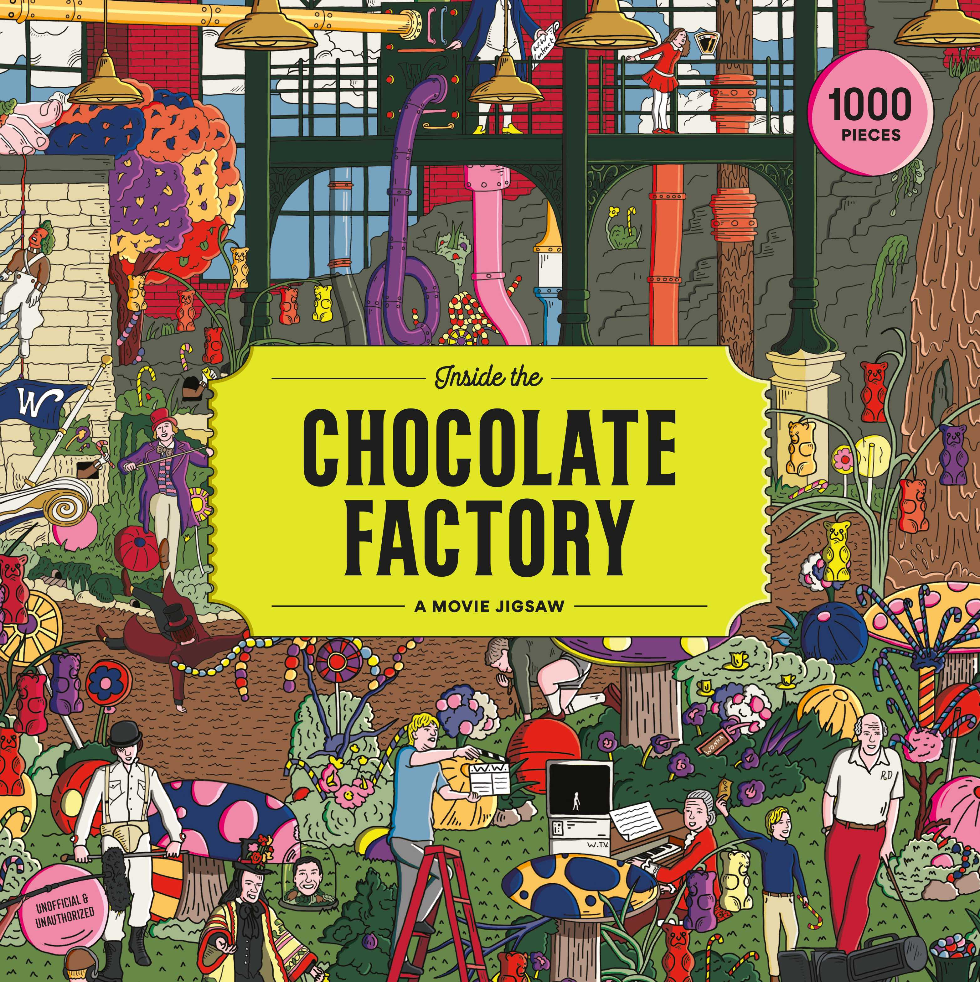 Inside the Chocolate Factory - Product Thumbnail