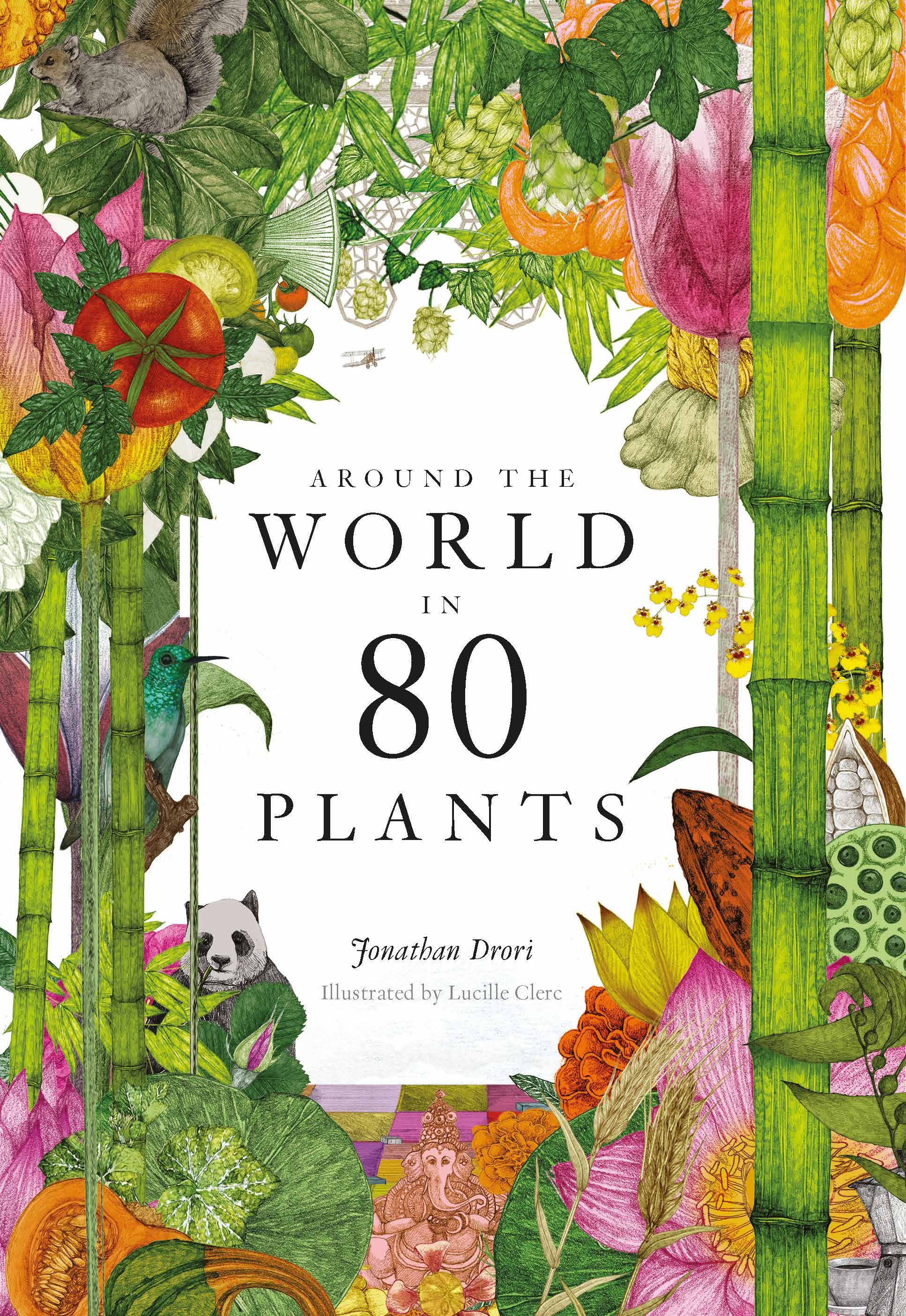 Around the World in 80 Plants - Product Thumbnail