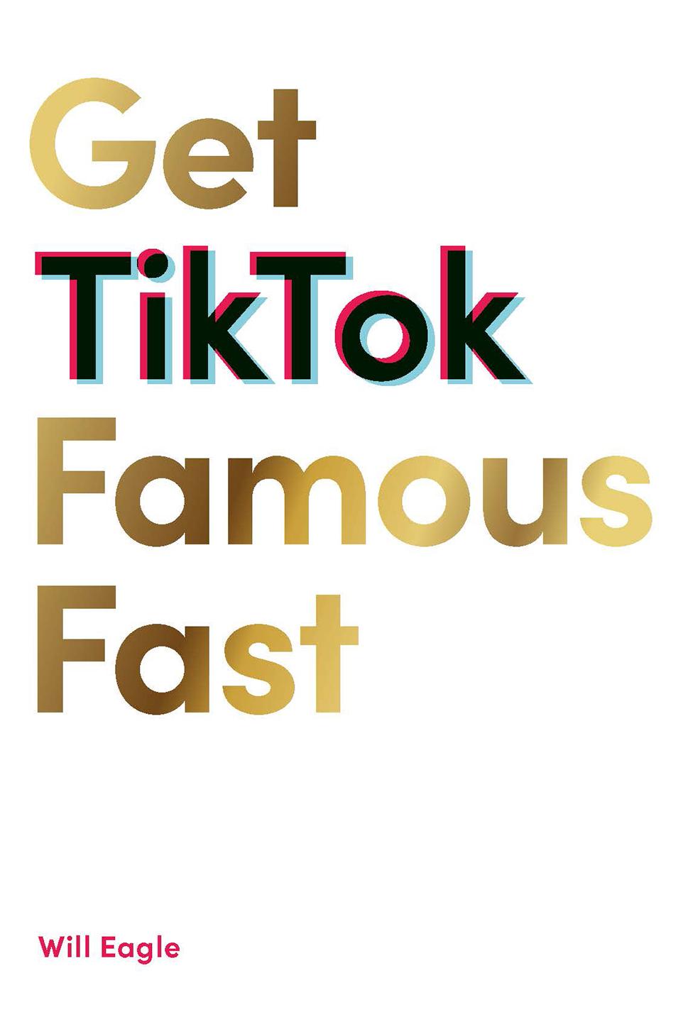 Get TikTok Famous Fast - Product Thumbnail