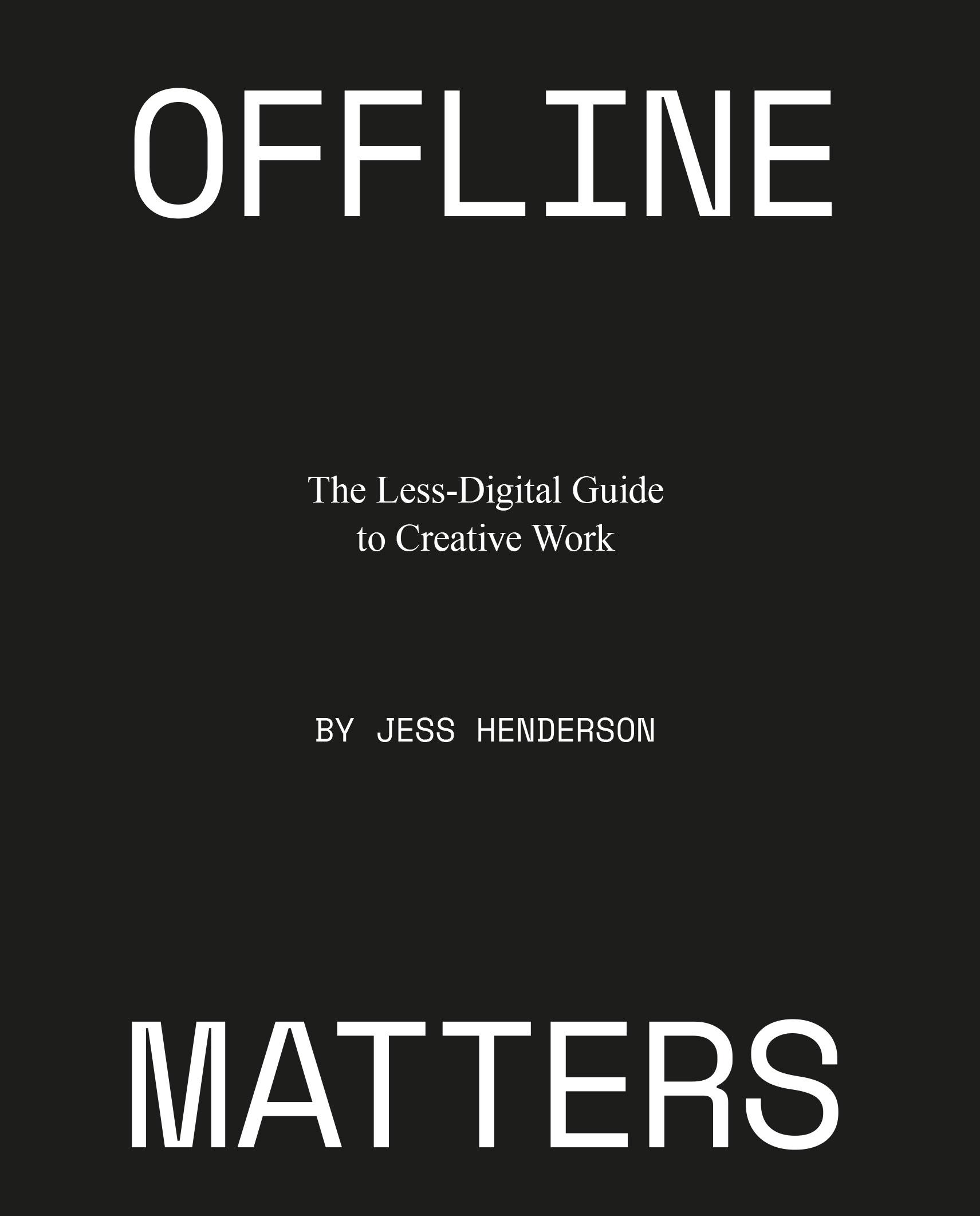 Offline Matters - Product Thumbnail
