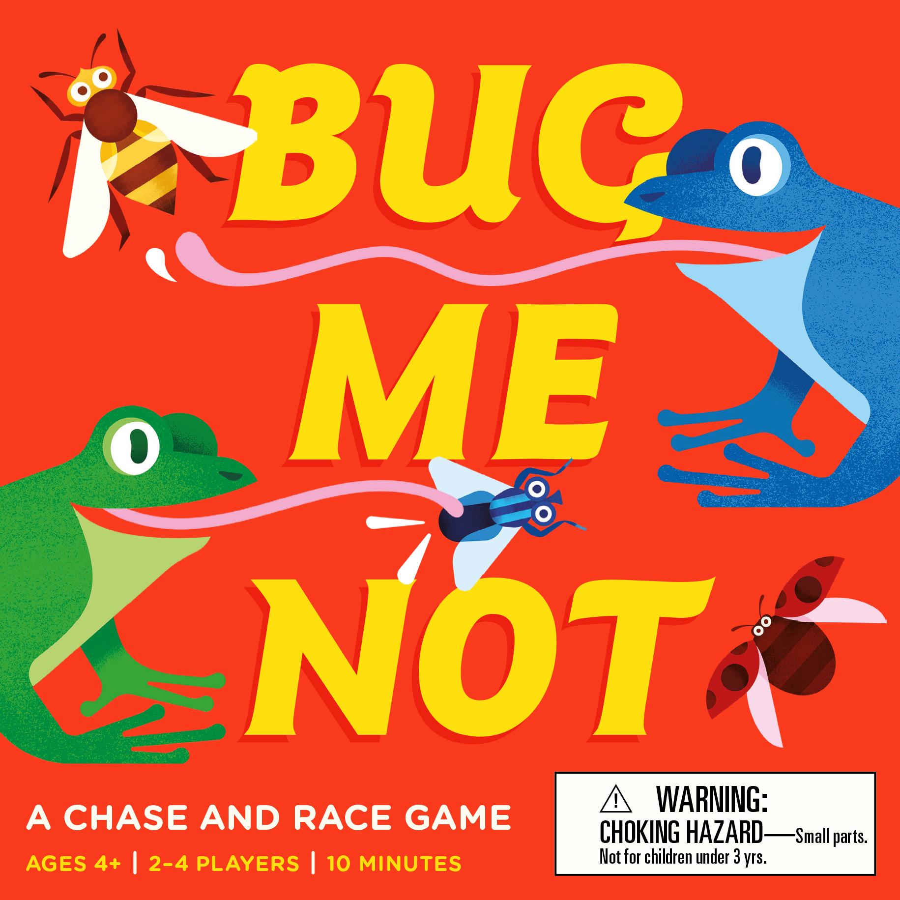 Bug Me Not! Magma, illustrations by Maya Stepien - Product Thumbnail