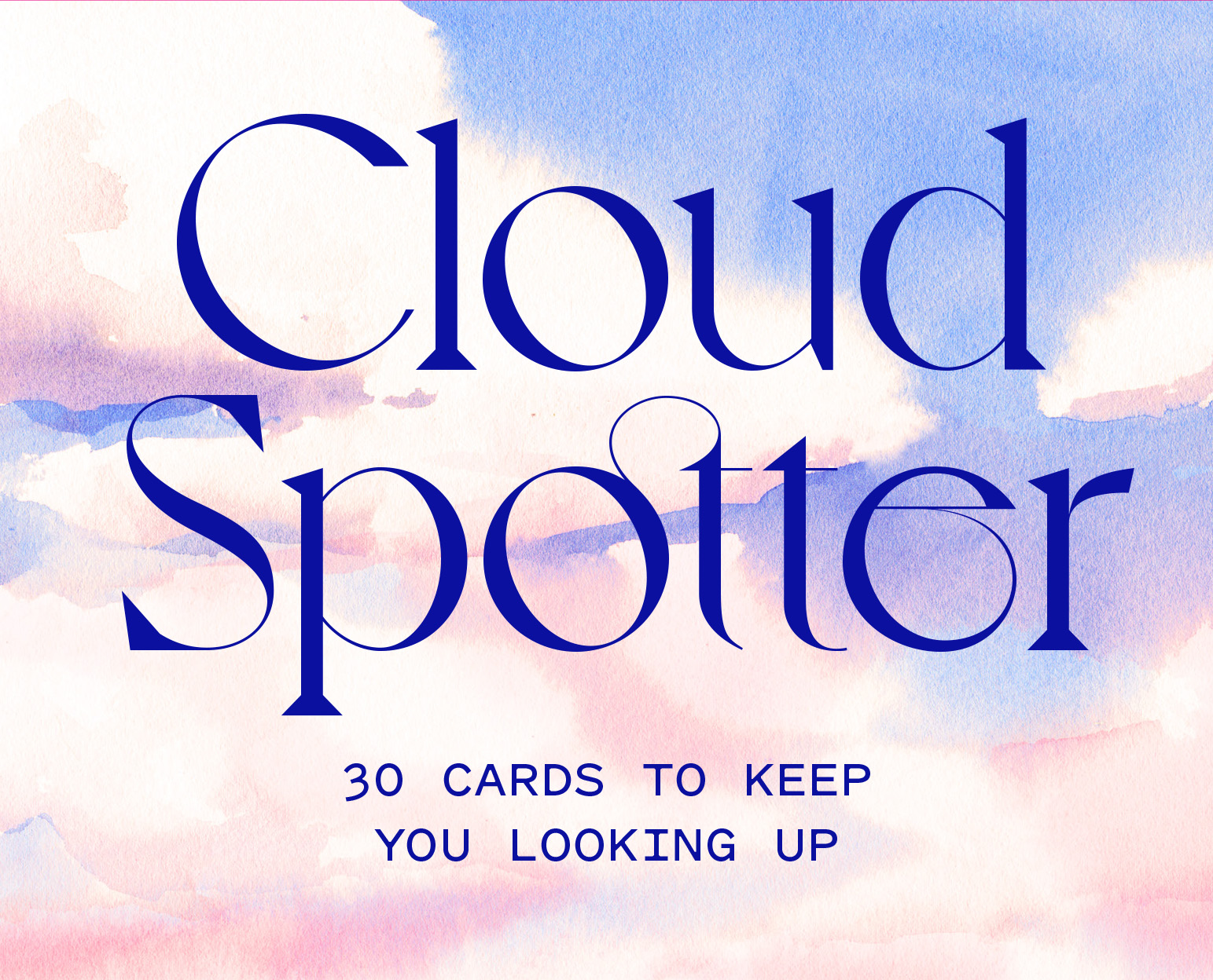 Cloud Spotter - Product Thumbnail