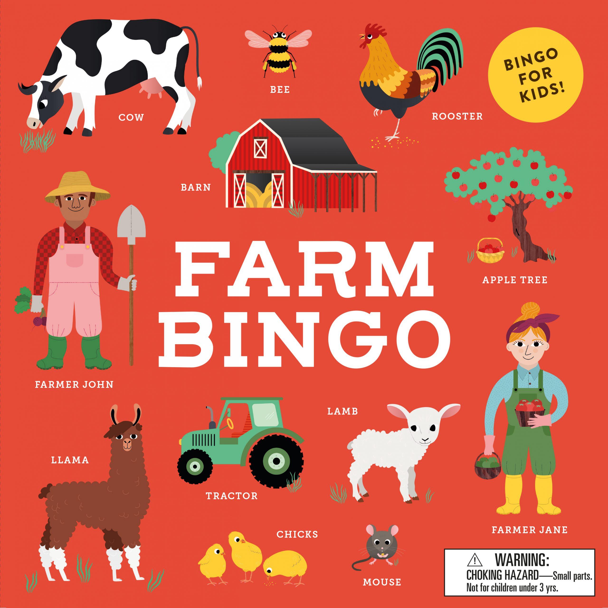 Farm Bingo - Product Thumbnail