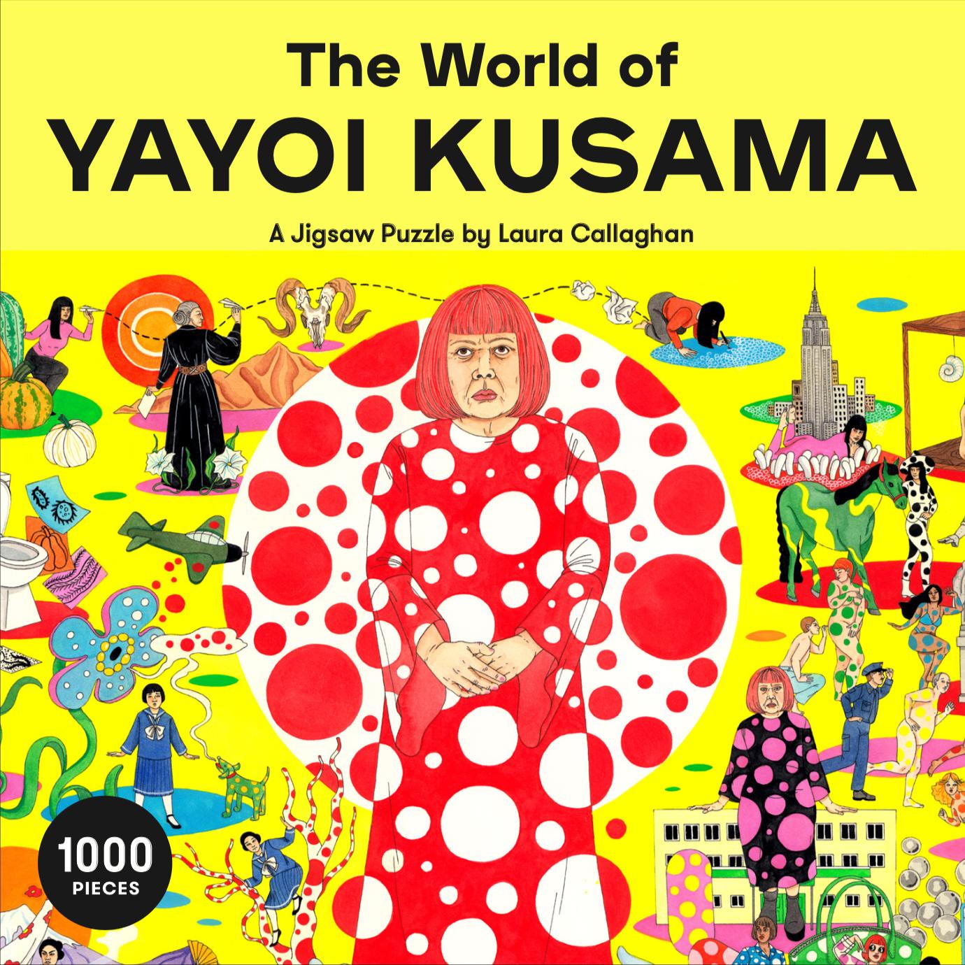 The World of Yayoi Kusama - Product Thumbnail
