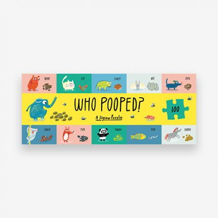 Who Pooped?