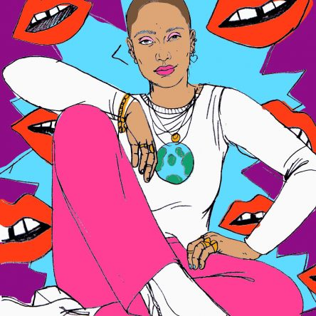 Q&A with Feminist Oracles illustrator, Laura Callaghan - Blog Image
