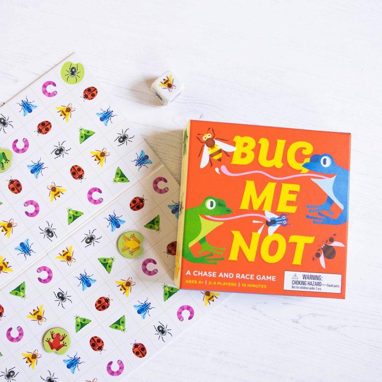 Bug Me Not! Magma, illustrations by Maya Stepien