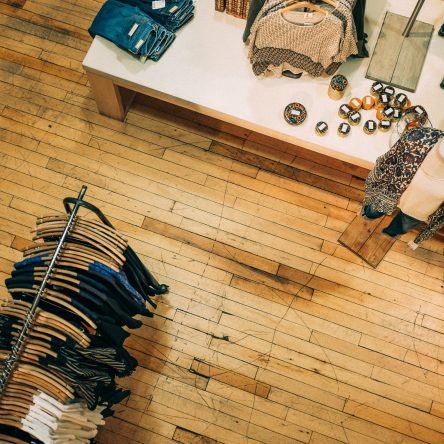 Sustainability in Fashion with Peggy Blum - Blog Image