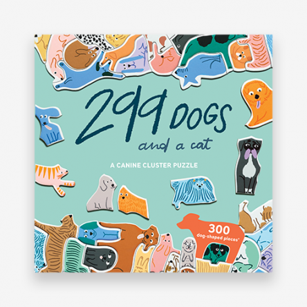 299 Dogs (and a cat)