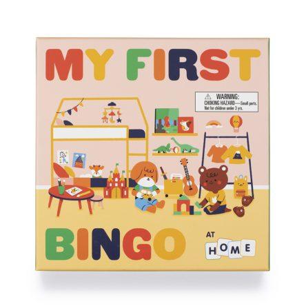 My First Bingo: Home