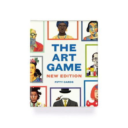 The Art Game – New Edition!