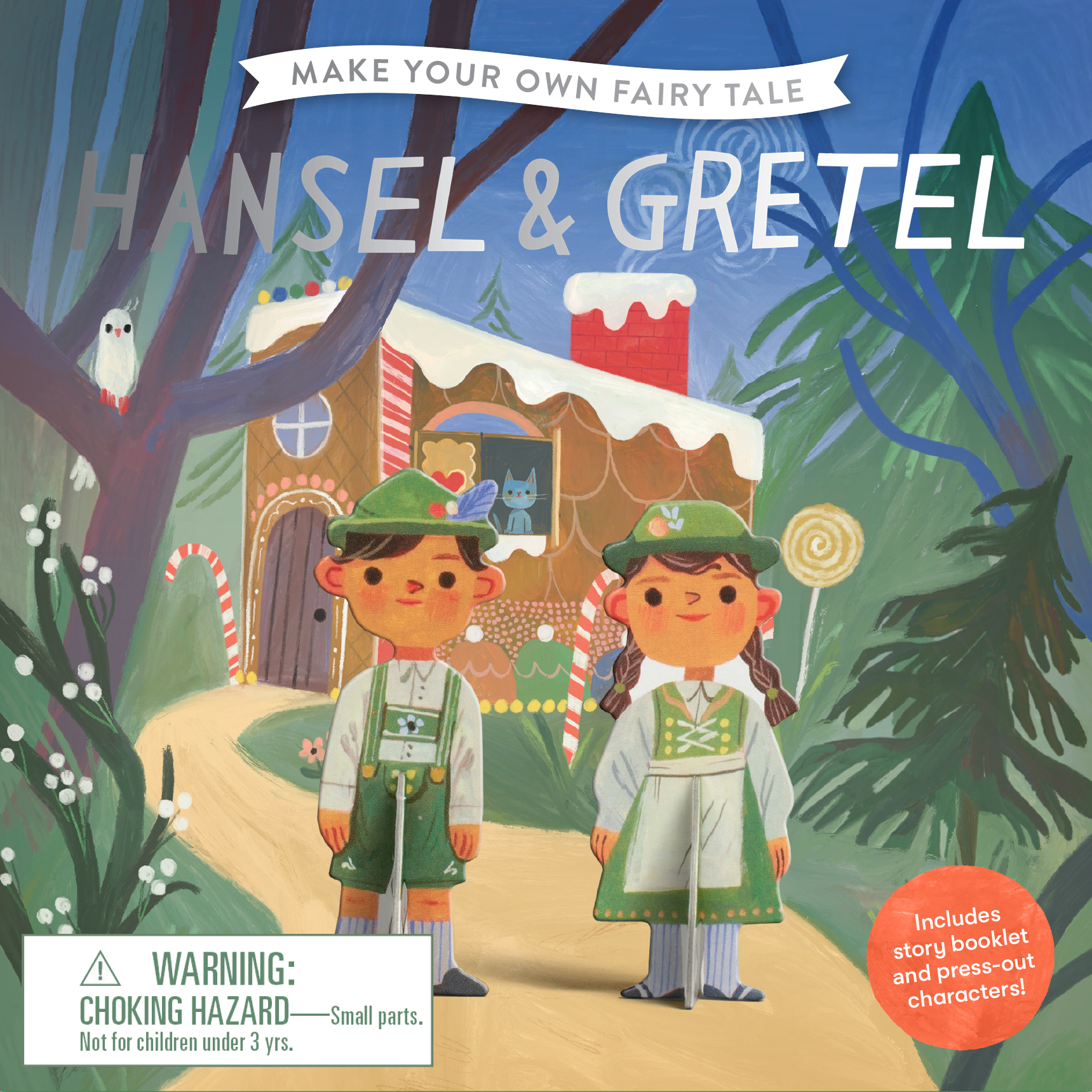 Make Your Own Fairy Tale: Hansel & Gretel - Product Thumbnail