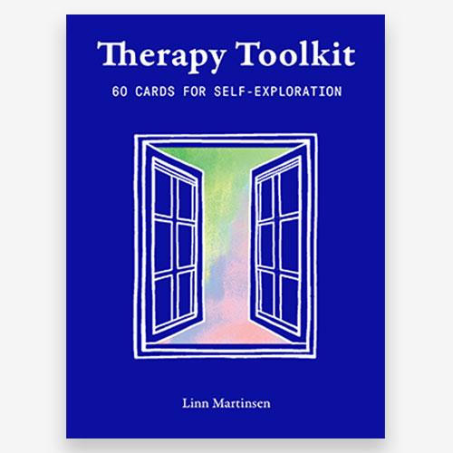 Therapy Toolkit - Product Thumbnail