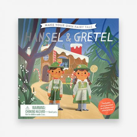 Make Your Own Fairy Tale: Hansel & Gretel