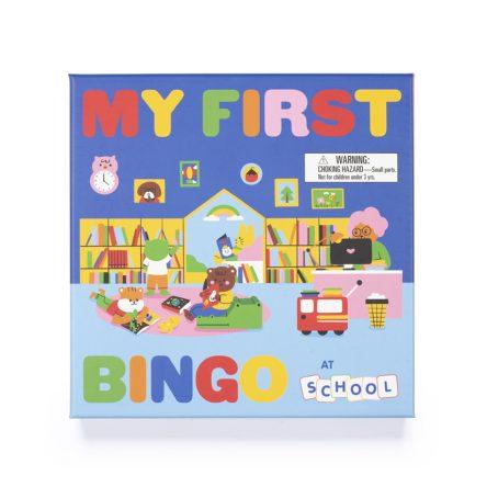 My First Bingo: School