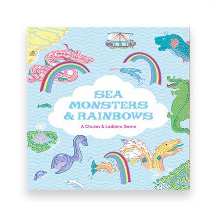 Sea Monsters & Rainbows