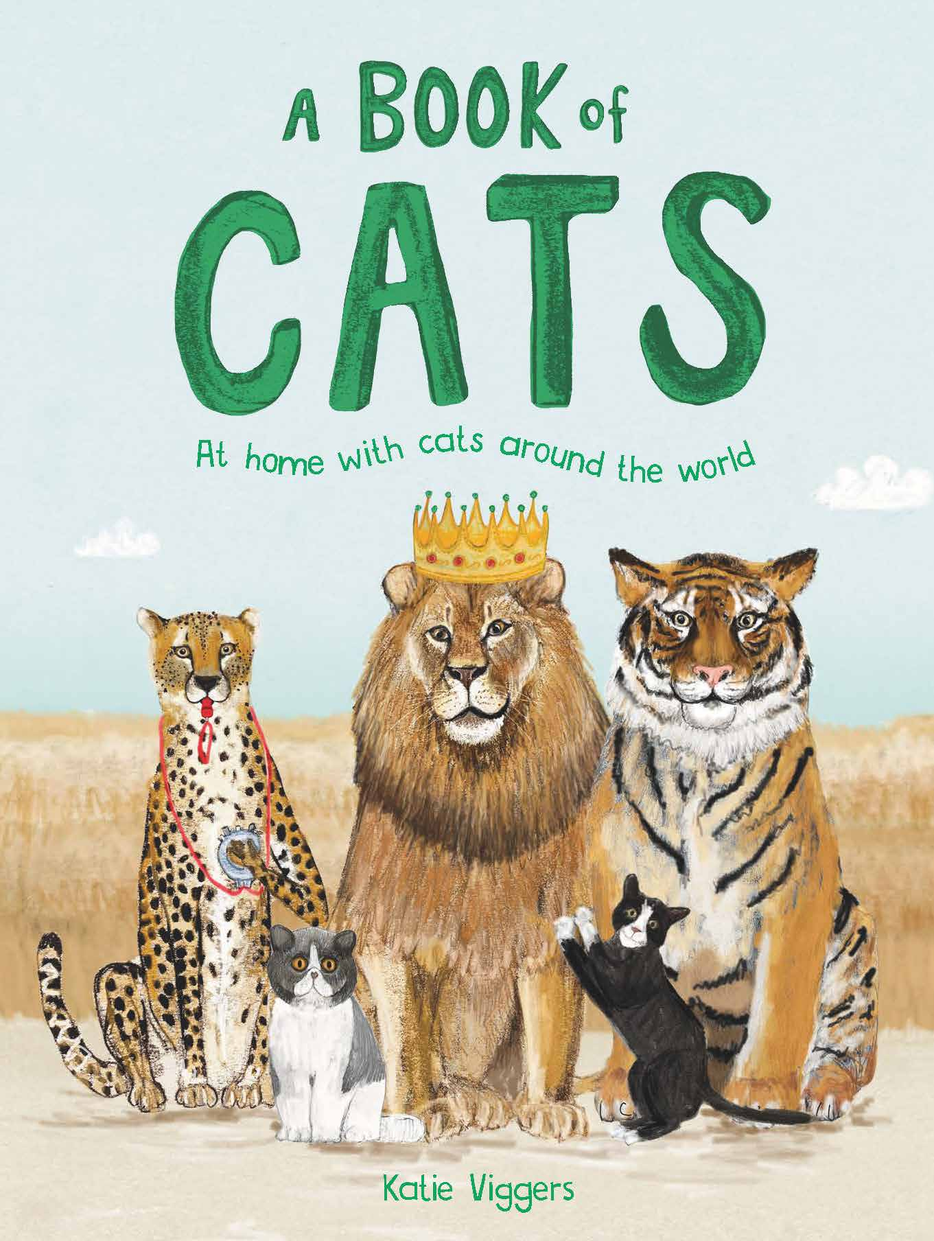 A Book of Cats - Product Thumbnail