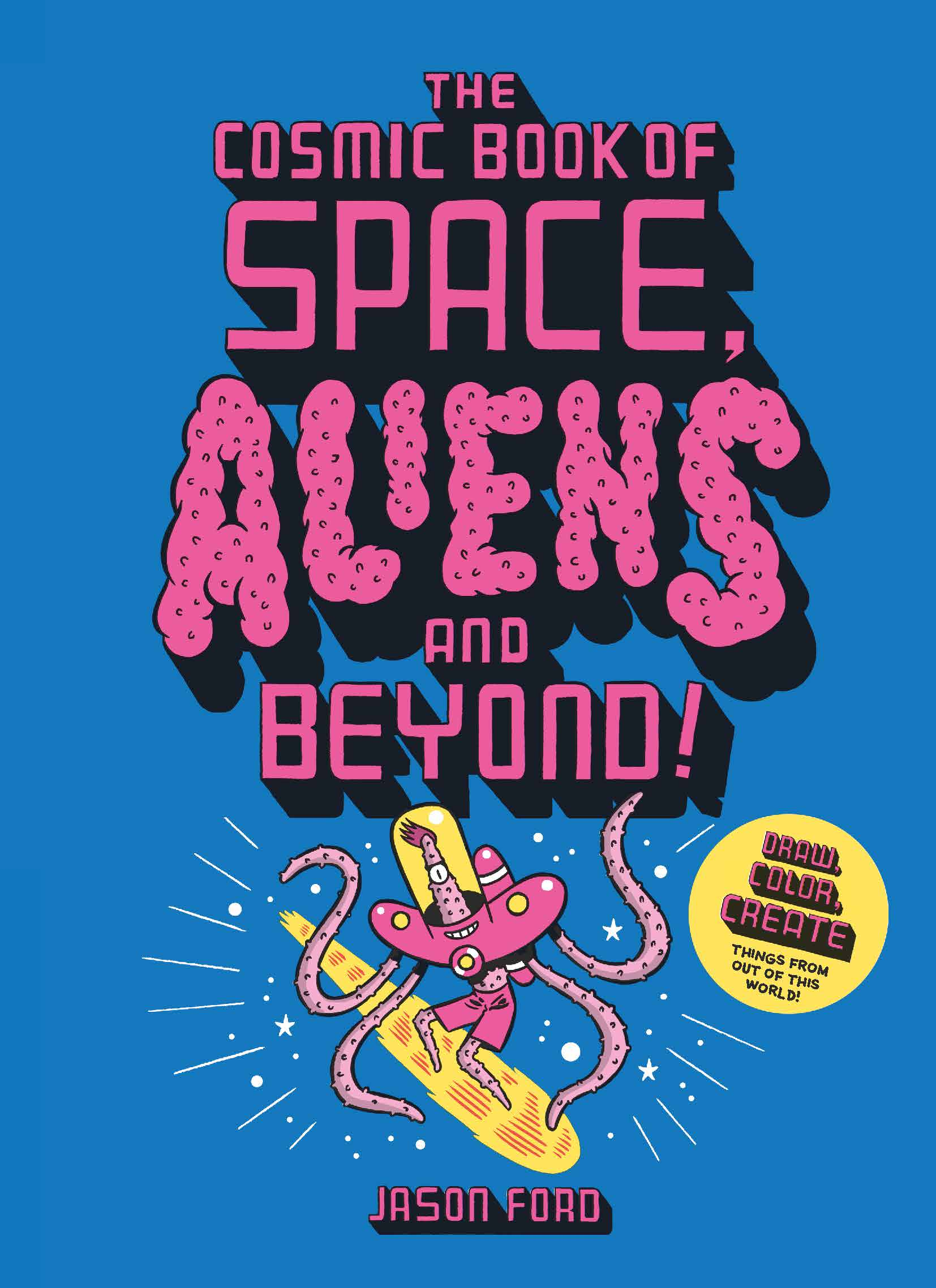 The Cosmic Book of Space, Aliens and Beyond - Product Thumbnail