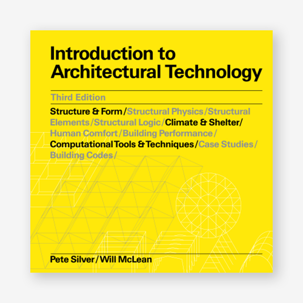 Introduction to Architectural Technology Third Edition - Product Thumbnail