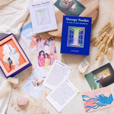 Q&A with Cindy Kang, Illustrator of Therapy Toolkit - Blog Image