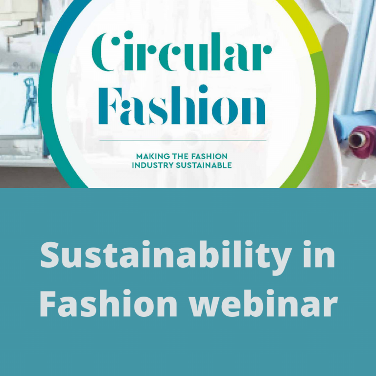 Sustainability in Fashion with Peggy Blum